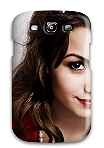 New Arrival GWmzOdN7659FVchz Premium Galaxy S3 Case(demi Lovato)