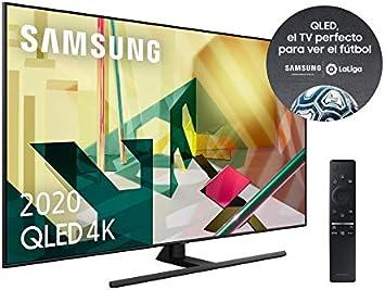 Samsung QLED 4K 2020 65Q70T - Smart TV de 65