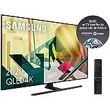 "Samsung QLED 4K 2020 75Q70T - Smart TV de 75"" con Resolución 4K UHD, Inteligencia Artificial 4K, HDR 10+, Multi View…"