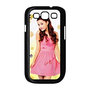 Customize American Famous Singer Ariana Grande Back Case for Samsung Galaxy S3 I9300 JNS3-1511