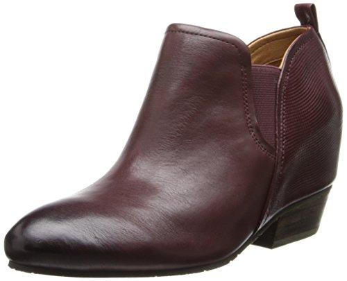 Women's Naya 'Felix' Leather Bootie Cordovan Size 11 W