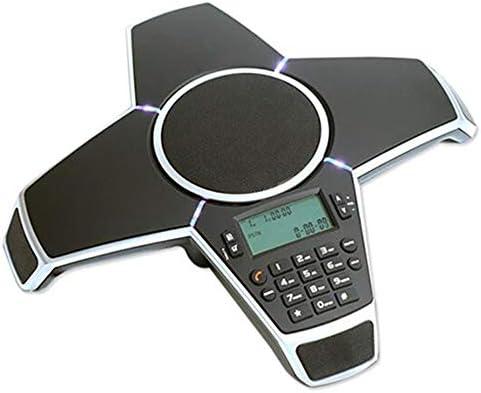 多目的ステレオ会議スピーカー、エコーキャンセレーションおよび会議ブリッジ機能付きスピーカーフォンスピーカー、5メートルの音をキャプチャ