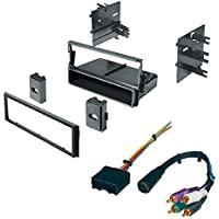 MITSUBISHI 1995 - 2005 ECLIPSE/SPYDER CAR STEREO RADIO CD PLAYER RECEIVER INSTALL MOUNTING KIT WIRE HARNESS RADIO