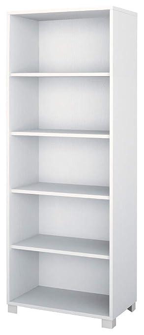 Salón Tienda Online Kit Mueble librería 70 x 41 x 183 h cm ...