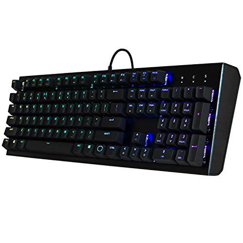 Cooler Master CK552 RGB Wired Gaming Keyboard