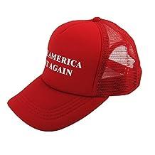 Cocobla Make America Great Again 2016 US D.Trump Hat Adjustable Baseball Cap (7)