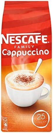 Café instantáneo | Nescafé | Familia capuchino | Peso Total 230 ...