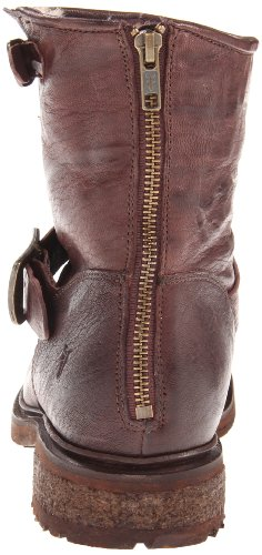 Frye Womens Valerie Shearling 6 Stivali Marrone Scuro-75016
