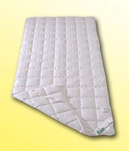 Fan de algodón cubrecama 200 x 220 cm, Cubrecolchón (Wash Cotton ...