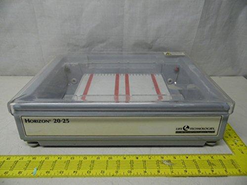 Life Technologies Horizon 20 25 Gibco Brl Horizontal Gel Electrophoresis Apparatus