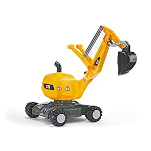 Rolly Toys Kettler Cat Digger...