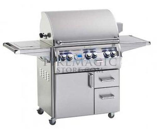 Fire Magic Grills Echelon Diamond E790S-4E1P-62 E790s Portable Stand Alone Grill - (62 Fire Magic Grills)