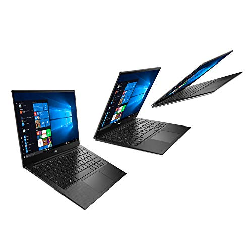 Dell XPS 13 7390 Laptop 13.3 inch, FHD InfinityEdge Touch, 10th Gen Intel Core i7-10710U, UHD Graphics, 256GB SSD, 16GB RAM, Windows 10 Home, XPS7390-7138SLV-PUS
