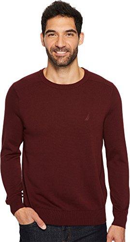 Ribbed Cotton Crewneck Sweater - 3