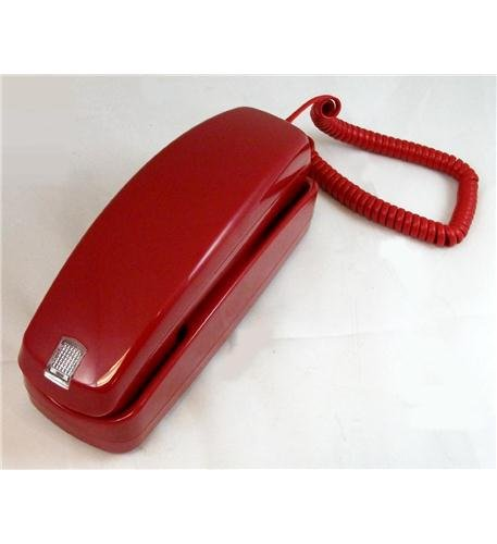 Golden Eagle Trimstyle RED (Corded Telephones/Basic Telephones)