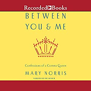 Between You and Me Audiobook