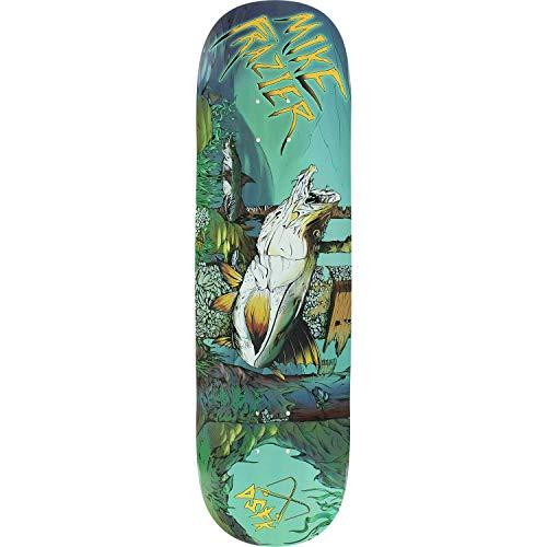 Demon Seed Frazier Dsfk Skateboard Deck -8.5 - Assembled AS Complete Skateboard