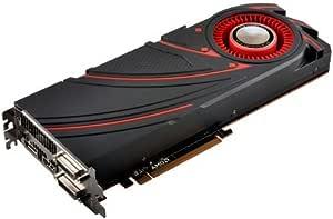 XFX Radeon R9 290X 1000MHz 4GB DDR5 512 bit DP HDMI 2XDVI Graphics Card (R9290XENFC)