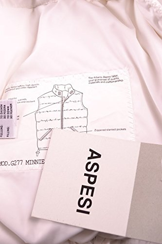 Poliamida Blanco MCBI150142O Plumífero Aspesi Mujer PntqxwnZ