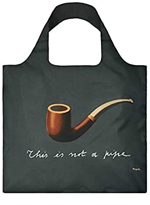LOQI MUSEUM RENÉ MAGRITTE Tote Bags / Shopping Bags