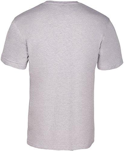 Lonsdale London Herren Oberteile/T-Shirt Langset Grau 3XL