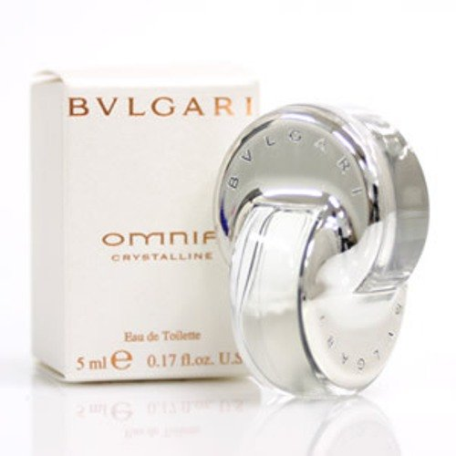 Bulgari Mini Edt - Bvlgari Omnia Crystalline Eau de Toilette Splash for Women, 5 ml