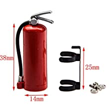 1:10 Scale Fire Extinguish RC Car Rock Crawler Accessory