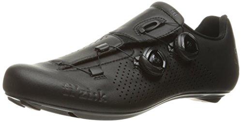 Fizik R1B Rennradschuhe Herren schwarz/schwarz Größe 42 2017 Mountainbike-Schuhe