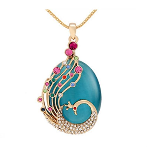 Bollywood Queen Adult Costumes (NL-12013C3 Fashion Alloy Inlaid Crystal Women's Necklace)