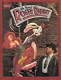WHO FRAMED ROGER RABBIT THE OFFICIAL COMICS ADAPTATION