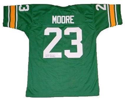 cheaper 39bbc 7de58 Amazon.com: Ahmad Rashad Bobby Moore Autographed Signed ...