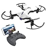ATOYX AT-146 FPV Foldable RC Drone, Optical Flow Position 720P Wide Angle HD