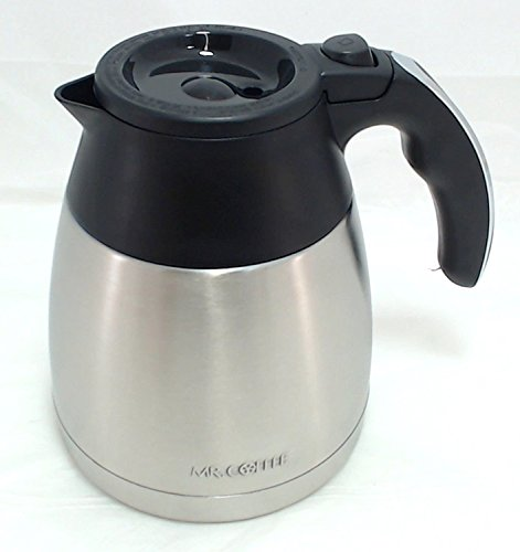Stainless Steel Mr Coffee - Mr. Coffee 137035-000-000 Thermal Carafe