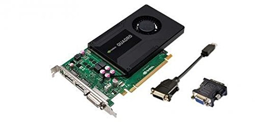 NVIDIA Quadro 2000 by PNY 1GB GDDR5 PCI Express Gen 2 x16 DVI-I DL and Dual DisplayPort OpenGL, Direct X, CUDA and OpenCL Profesional Graphics Board, VCQ2000-PB by PNY (Image #1)