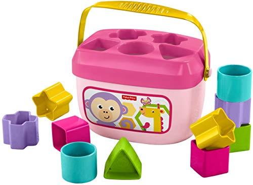 Fisher Price Block - Fisher-Price Baby's First Blocks