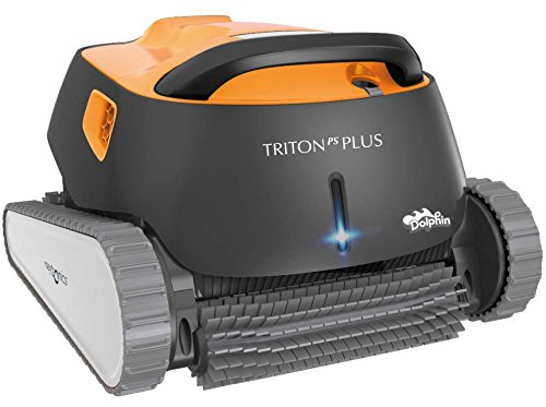 Dolphin Triton Plus Best Robotic Pool Cleaner