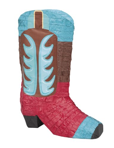Cowboy Boot Pinata for $<!--$15.21-->