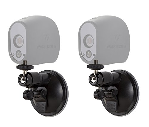 Smart Security Suction Cup Wall Mount- Adjustable Indoor/Outdoor Suction Cup Mount Compatible With Arlo Cam and Other Compatible Models - by Wasserstein (2 Pack, - Buy Night View Glasses
