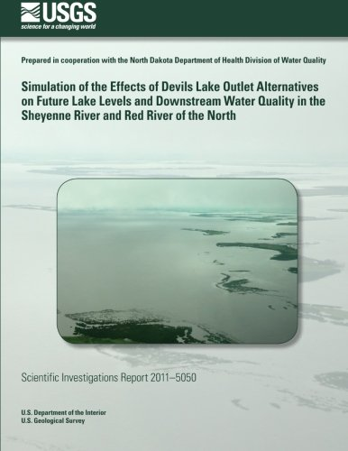 Lake Outlet (Simulation of the Effects of Devils Lake Outlet Alternatives on Future Lake Levels and Downstream Water Quality in the Sheyenne River and Red River of the North)