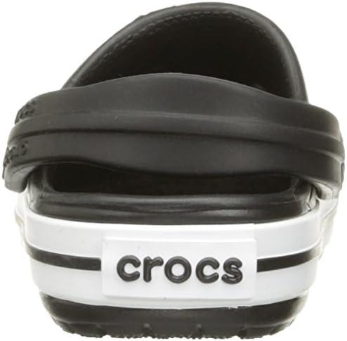Crocs Kids Crocband Clog Black 13 Little Kids