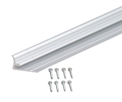 M-D BUILDING PRODUCTS 70045 Cove A164 96-Inch Aluminum Mo...