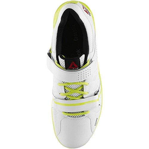 REEBOK CrossFit Lifter Zapatilla de Caballero Blanco - blanco