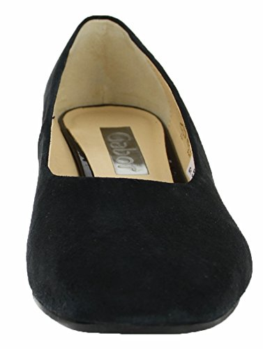37 Black 75 Women Pumps black 260 Gabor wOgBqSA