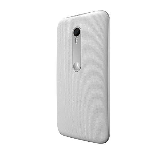 Motorola Moto G (3rd Generation) - White- 8 GB - Global GSM Unlocked Phone