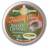 Dean Jacob's Bread Dipping Seasonings feature seasoning blends that capture the essence of four regions of Italy famous for their flavorful cuisine are captured in their distinct blends of seasonings: ♥ Traditional Sicilian Blend ♥ Rosa Maria...