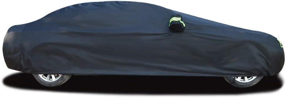 LIUFS Telo Copriauto da Esterno Compatibile con Porsche Macan Copriauto Anti UV Anti Pioggia Sole Esterno Interno Impermeabile Antipolvere Antivento Copertura Copri Traspirante