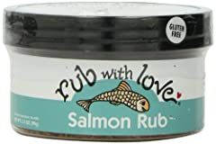 No matter if you're a professional chef or an amateur in the kitchen, a great meal comes down to using the right spices; especially when you're serving up fish, chicken, or pork. That's why we created the Rub with Love Salmon Rub, a delicious...