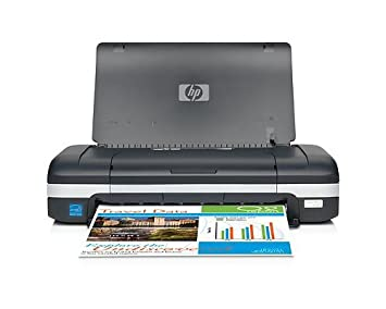 HP Officejet Impresora portátil HP Officejet H470b - Impresora de tinta (4800 x 1200 DPI, 7.7 ppm, 18 ppm, 22 ppm, HP PCL 3 enhanced, CMYB 2) ...