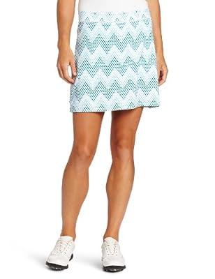 Puma Golf Women's Chevron Stripe Skirt