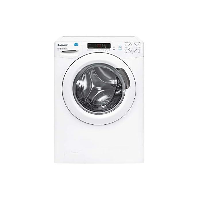 Haz clic aquí para comprobar si este producto es compatible con tu modelo Puerta XXL, grande y alta: Di adiós a los dolores de espalda mientras introduces y extraes la colada de la lavadora Lavadora conectada a NFC: Conecta tu lavadora con la App Simply-Fi y conecta la lavadora desde tu móvil o por órdenes de voz y descarga nuevos ciclos de lavado